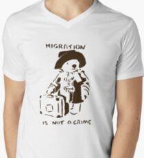 Migration Men's V-Neck T-Shirt