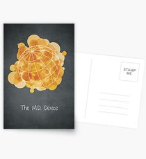 The M.D. Device Postcards