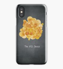 The M.D. Device iPhone Case