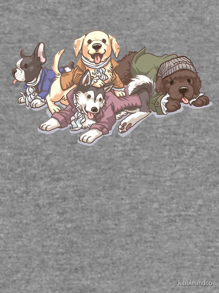 Hamilton Musical x Broadway Hunde von kibbleandco