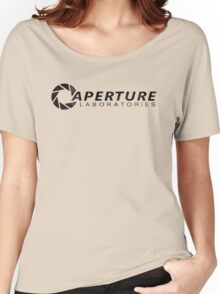 Aperture Laboratories Women's Relaxed Fit T-Shirt
