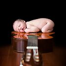 Guitar Baby by Amy Dee