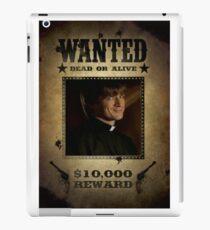 Buffy Caleb Nathan Fillion Wanted 5 iPad Case/Skin