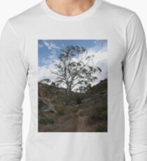 Majestic Tree.  Mannum.  South Australia. Long Sleeve T-Shirt