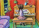 piano practice by vian