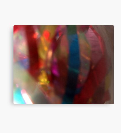 Ribbons Canvas Print