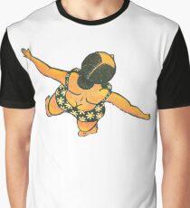 Sunbath Graphic T-Shirt