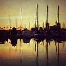 Marina Bay Lines by RichCaspian