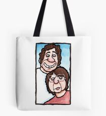 Frederick and Rosemary West Tote Bag