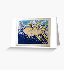 Fish On (After) Greeting Card