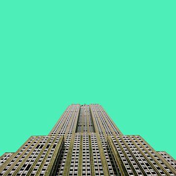 Skyscraper by KRAPUUL