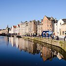Sunshine on Leith by Kasia-D