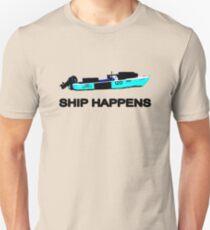 SHIP Happens Unisex T-Shirt