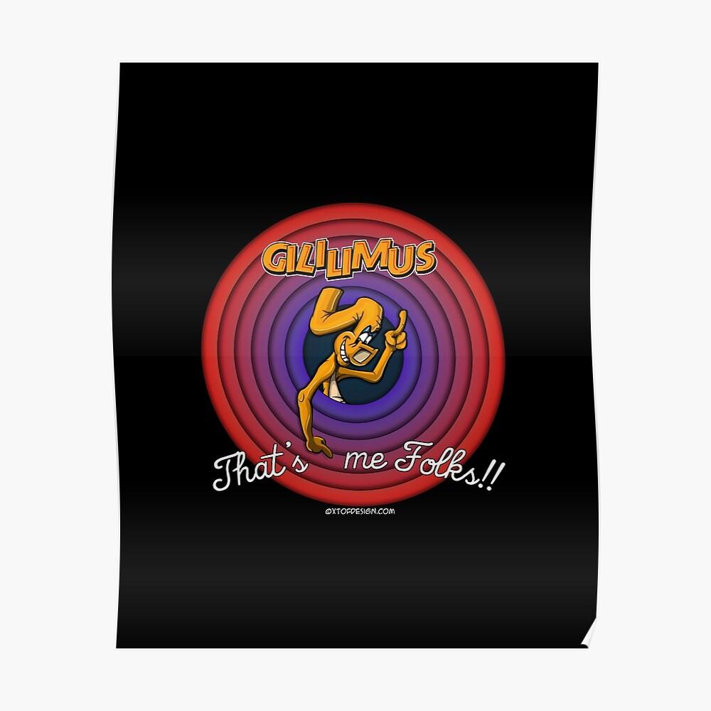 Gililimus: Das bin ich Leute! Poster