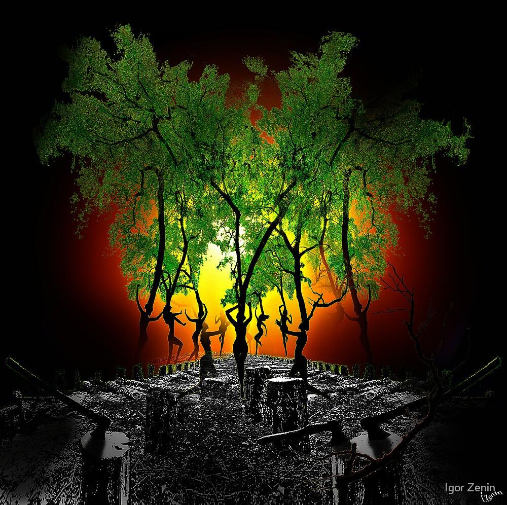Freed Spirits by Igor Zenin