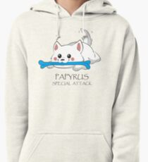 Undertale - Papyrus's special attack Pullover Hoodie