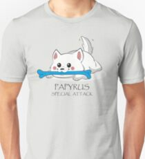 Undertale - Papyrus's special attack Slim Fit T-Shirt
