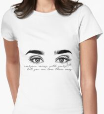 Camiseta entallada para mujer Lauren Jauregui 7/27