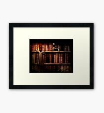 Treasure Hunt Framed Print