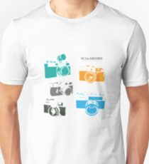 Vintage Cameras - The 35mm Rangefinder T-Shirt