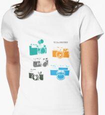 Vintage Cameras - The 35mm Rangefinder T-Shirt