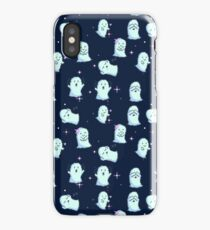 Pixel Ghosts iPhone Case