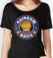 Rainbow Brite Women's Relaxed Fit T-Shirt