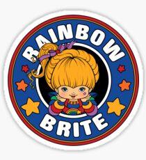 Rainbow Brite Sticker