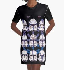 501st 9-pack Graphic T-Shirt Dress