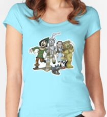 To Oz Women's Fitted Scoop T-Shirt