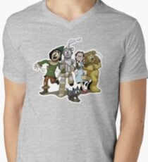 To Oz Mens V-Neck T-Shirt