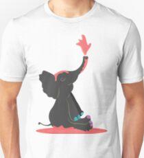 Painting Elephant T-Shirt