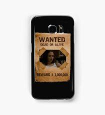 Buffy Faith Wanted Eliza Dushku 2 Samsung Galaxy Case/Skin