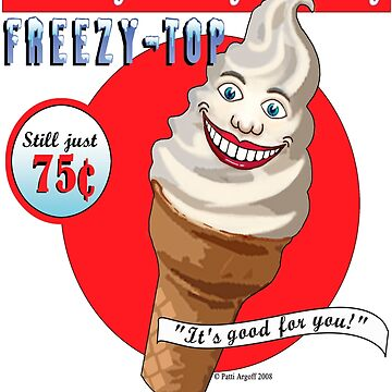 Twirly Curly Twisty Frosty Top! by the5thbeatle