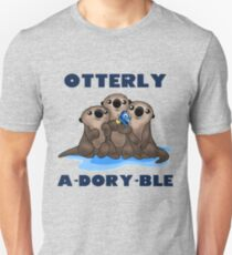Otterly A-Dory-Ble! T-Shirt