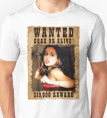 Buffy Faith Wanted Eliza Dushku 3 Unisex T-Shirt