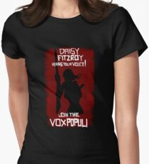 Voxpopuli Womens Fitted T-Shirt