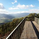 Mount Beauty Vic  by Tom McDonnell