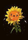 Sunflower In Space! by RonanLynam