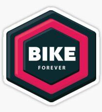 Bike Forever Sticker