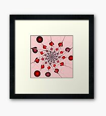 Heart Catcher Framed Print