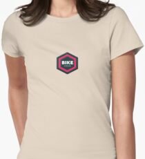 Bike Forever Womens Fitted T-Shirt