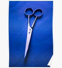 Nogent Scissors Poster