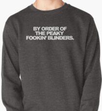 Peaky Blinders Pullover