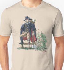 GEORGE WASHINGTON FOUNDING PIRATE FATHER T-Shirt