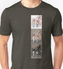 Rush Hour Parking, Too Unisex T-Shirt