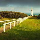 Cape Otway Lighthouse, Great Ocean Road, Victoria, Australia by Michael Boniwell