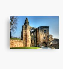 Gatehouse and Pend Canvas Print