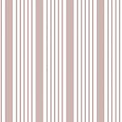 Women's Graphic T-Shirt Dress Light Pink Stripes by Gotcha29