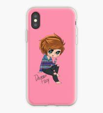 Chibi Damon Fizzy iPhone Case